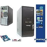 Primux Tech PC23.561M450 - Ordenador de sobremesa (Intel i5-3470, 4 GB DDR3, 500 GB de disco duro)