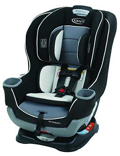 Graco-Extend2Fit-Convertible-Car-Seat-Gotham