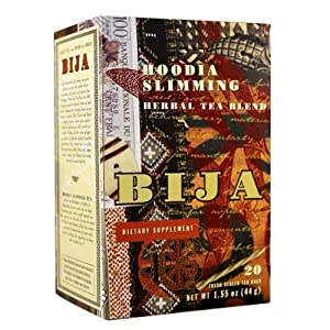 Bija Hoodia Slimming Tea - 20 - Bags
