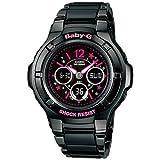 Baby-G World Time Chronograph Black Dial Women's watch #BGA121C-1B2