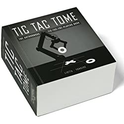 Funny product Tic Tac Tome the Autonomous Tic-tac-toe-playing Book