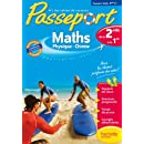 Passeport - Maths-Sciences physiques de la 2de à la 1re