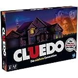 Hasbro 38712100 - Cluedo - Edition 2012