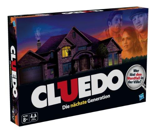 Hasbro 38712100 – Cluedo – Edition 2012