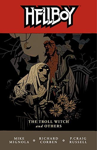 Hellboy, Vol. 7: The Troll Witch and Other Stories by Mike Mignola (2007) Paperback