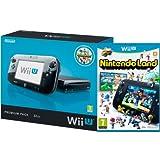 Wii U Console: 32GB Nintendo Land Premium Pack - Black Wii U