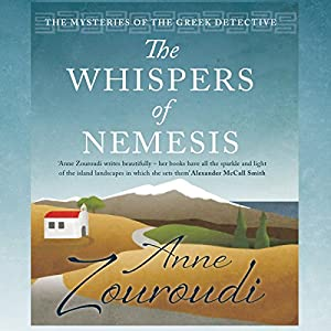The Whispers of Nemesis Audiobook