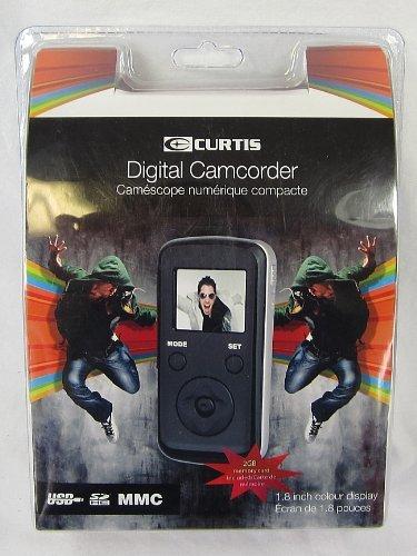 curtis digital camcorder vr269
