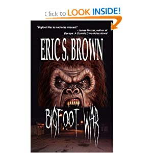 Bigfoot War Book