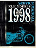 1998 Harley Davidson XLH Models Official Factory Service Manual