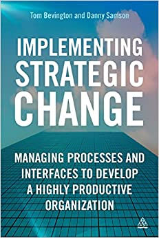 strategic options for managing change Real options valuation, also  management has significant flexibility to change the course of the project in a favourable  real options: managing strategic.