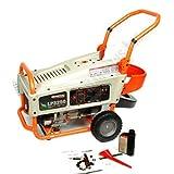 Generac 6000 LP3250 3,750 Watt 212cc OHV Liquid Propane Powered Portable Generator With Tank Holder