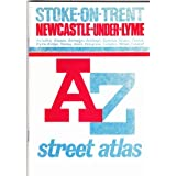 A. to Z. Street Atlas of Stoke-on-Trentby Geographers' A-Z Map...