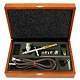 Paasche Airbrush TG-3W  Talon Gravity Feed Airbrush in Deluxe Wood Box