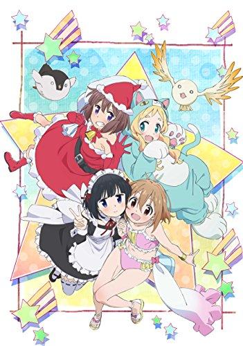 【Amazon.co.jp限定】魔法少女なんてもういいですから。セカンドシーズン(オリジナル缶バッチ付き) [Blu-ray]