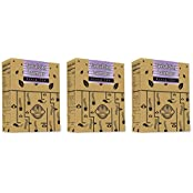 Teas Of All Nations Lavender Tea Black Tea (50 G, Box) Pack Of 3