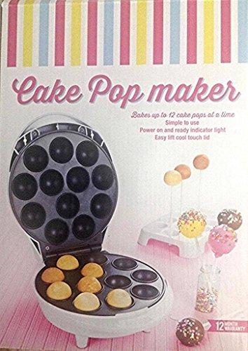 New Shop Non Stick Electric 12 Cake Pop/Pops Maker/Machine/Baker