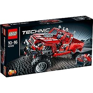 LEGO Technic Customized Pick up Truck 42029