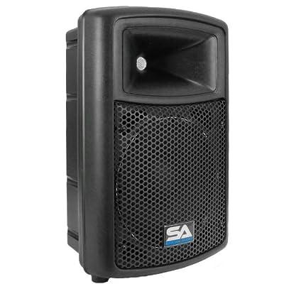 "Seismic Audio - NPS-10 - Pro Audio PA DJ 10"" Speakers - Lightweight Molded Cabinets - 300 Watts"