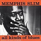 echange, troc Memphis Slim - All Kinds Of Blues