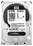 WD Black 3.5inch 6.0TB 128MB キャッシュ SATA6Gb/s 7,200rpm WD6001FZWX