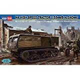 """Hobby Boss M4 High Speed Tractor Vehicle Model Building Kit, 155mm/8""""/240mm"""