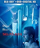 Self/less (Blu-ray + DVD + DIGITAL HD with UltraViolet)