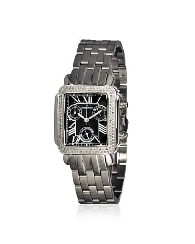 Diamant Rouge Women's WA000829 Vendome Black Stainless Steel Watch