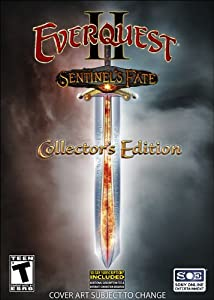 Everquest II: Sentinel's Fate Collectors Edition - PC