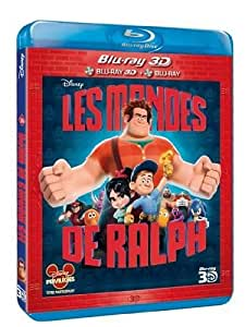 Les Mondes de Ralph [Combo Blu-ray 3D + Blu-ray 2D]