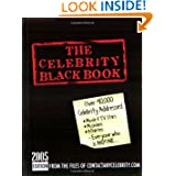 The Celebrity Black Book: Over 40,000 Celebrity Addresses
