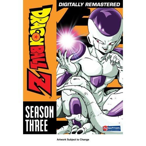 Season 3 (Frieza Saga): Toshio Furukawa, Ryô Horikawa, Dale Kelly