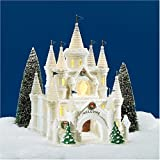 Department 56 Snow Village's Snow Carnival Ice Palace - Retired