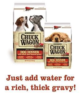 CHUCK WAGON DOG FOOD DRY 44LB BAG: Pet Supplies: Amazon.com