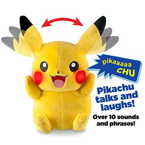 my friend pikachu review