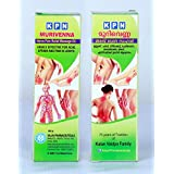 K P N Murivenna (Nerve Pain Relief Massage Oil,) 100 Ml (Pack Of 2)