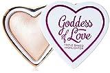 Makeup Revolution I Heart Makeup Blushing Hearts Highlighter Goddess of Faith, 10g