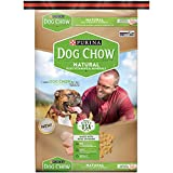 Purina Dog Chow Dry Dog Food,Natural Plus Vitamin and Minerals, 16.5-Pound Bag, Pack of 1