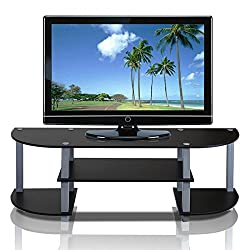 FURINNO Turn-S-Tube Wide TV Entertainment Center by FURINNO