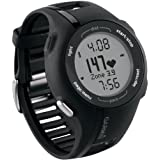 Garmin Forerunner 210 GPS Sport Watch w/ Heart Rate Monitor - BLACK (Certified Refurbished)