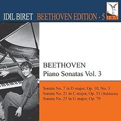 Idil Biret Beethoven Edition 5: Piano Sonatas 3