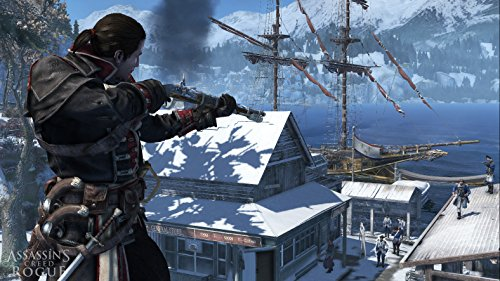 Assassin's Creed Rogue  galerija