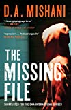 The Missing File: An Inspector Avraham Avraham Novel