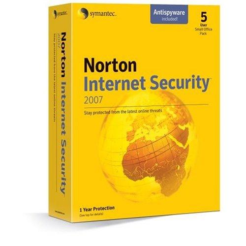Norton Internet Security 2007 ( 5 Users ) Canada