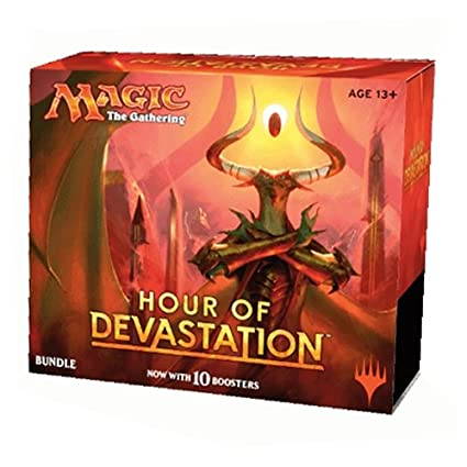 Magic The Gathering:- Bundle - Hour Of Devastation - English