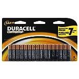 Duracell Coppertop Batteries, Alkaline, AAA, 16 batteries