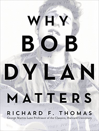 Book Cover: Why Bob Dylan Matters
