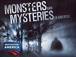 Monsters and Mysteries in America Season 2