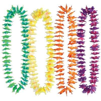 "Silk 'N Petals Waikiki Leis 40"" 1/Pkg - 1"