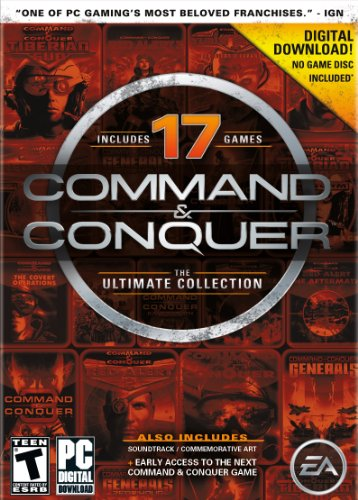 Command and Conquer The Ultimate Collection [Online Game Code] image